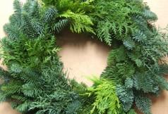 christmas wreath12_1542(sign)